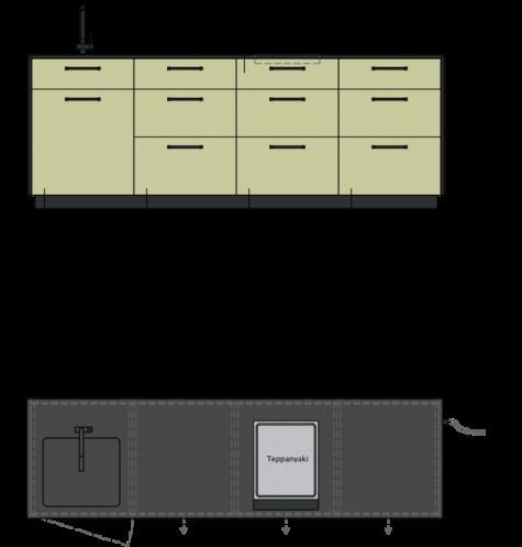 Plug & Play Küche